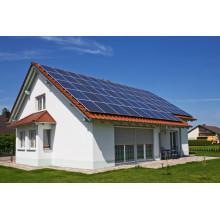 Paneles solares de la energía solar polivinílica casera 250W para los hogares