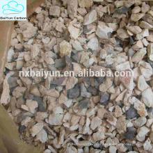 Bauxite de qualidade metalúrgica de alto teor de Al2O3