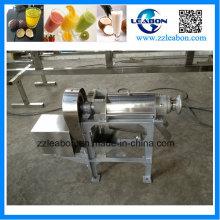 Extracteur commercial automatique de jus en soie d'usine de traitement de jus
