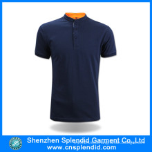 New Design 100% Cotton Polo T-Shirt Manufacturer in China