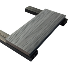 Fabrik direkt Wpc Co Extruded Composite Produkte Fencing Decking mit China Holzlieferant