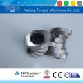 Präzise bearbeitete Schraubenkomponente für Tenda Plastic Machine