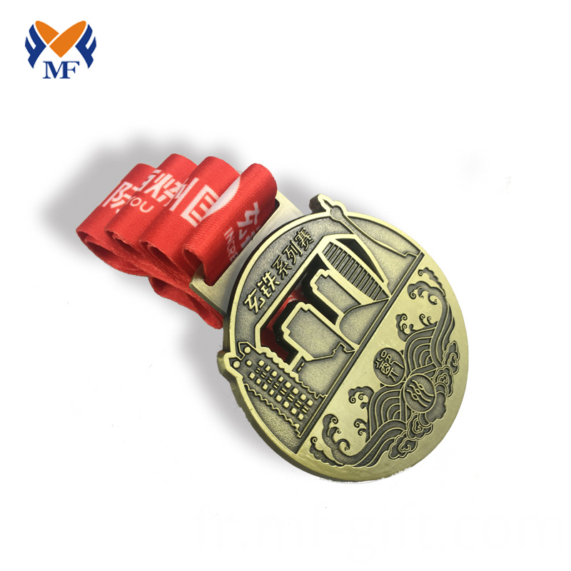 Ironman Triathlon Medal