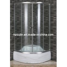 Corner Shower Room Units (E-18)