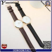 YXL-657 2016 nouveau mode personnalisé Mens Watch, Watch cuir véritable Premium