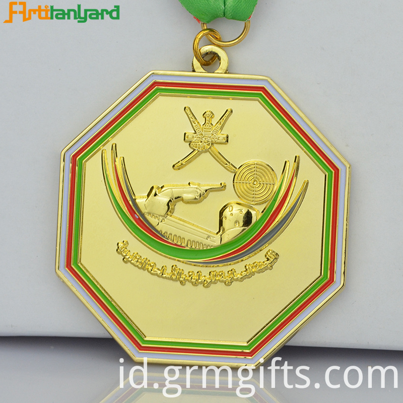 Customized Medallions With Soft Enamel