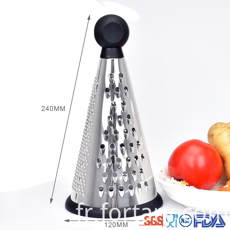 3 In 1 Stainless Steel Vegetable Grater