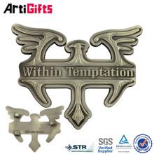 Professional Carft solid brass belt buckles antique brass belt buckle