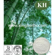 10%, 70% extracto de hoja de bambú de silicio orgánico