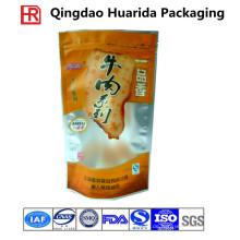 FDA Gravure Customized Printing Kunststoff Beef Jerky Verpackung Tasche