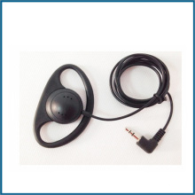 Single Side Ear-Hook Headphone para reunião, interfone ou guia