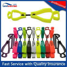 Free Logo Printed Plastic Glove Safety Clips