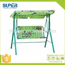 2015 hot sale garden swing with aluminum frame