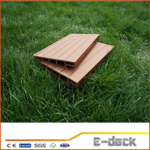 High quality anti-UV wood plastic composite wall panel for house