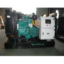 Тихий дизельный генератор 32кВт CUMMINS 40кВА