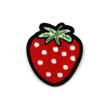 Cute Custom velcro Patch Embroidered Iron-On Patches