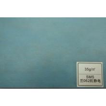Tissu SMS (35GSM)