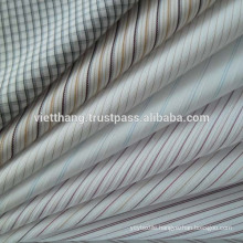 Yarn Dyed Fabric for Shirt- High Quality From VIETNAM