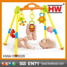B / O Infant Set Brinquedos Music Play Light para Bebés