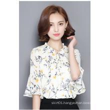 Elegant Chuffion Fashion Ladies′ Blouse