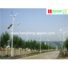 Good price high power popular solar&wind hybrid street light