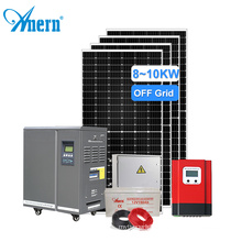10kw 15kw 20kw off grid solar power energy systems for home