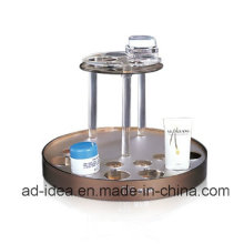 Customized Color Acrylic Display Stand/ Display for Cosmetic Promotion