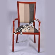 Cadeira de braços de tecido de faixa (YC-E82-01)