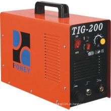 TIG DC inversor máquina de solda