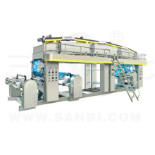 Machine à stratifier (Correction d'erreur photoélectrique haute vitesse)