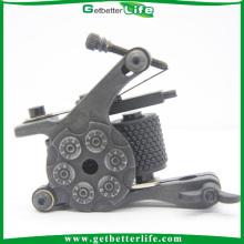Tatuagem de Shader profissional metralhadora com 10 bobinas Wrap
