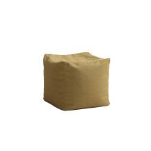 Silla popular del bolso del grano de la tela