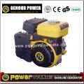 На заводе производят бензиновый двигатель с диаметром цилиндра 54 мм, 2,5 л. С. И надежным качеством