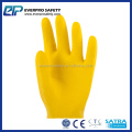 Dipped Flocklined Household Latex Gloves For Kitchen Cleaning and Laundry Household gloves