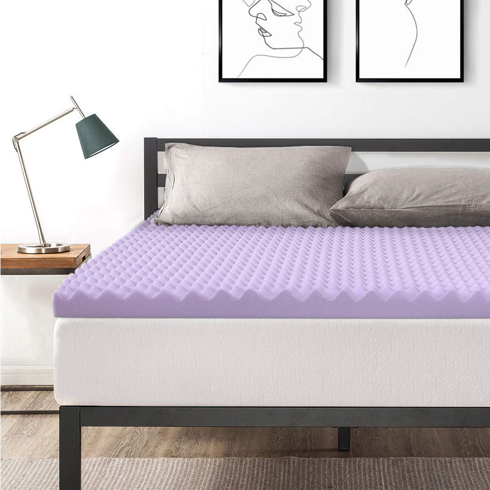 36 X 80 Memory Foam Mattress Topper