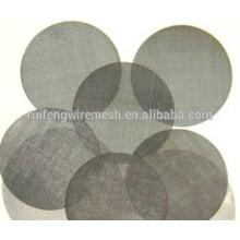 Pantallas de extrusión para maquinaria de procesamiento de plástico y caucho