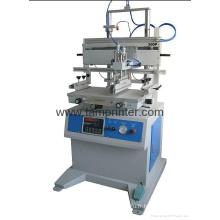 Machine d'impression en soie verticale plate d'imprimante d'écran de TM-600p
