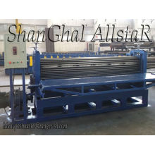 Barrel type corrugated roof roll forming machine, corrugated roof