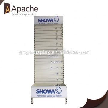 Professional manufacture flat cardboard exhibition stands