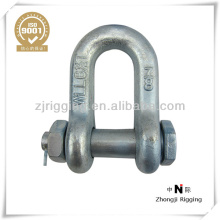 US type G-2150 safety pin shackle