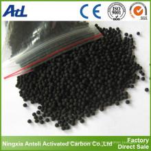 Carbón esférico activado SAC basado en carbón