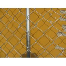 Горячие окунутые гальванизированные цепи Ссылка собак питомников, Hot DIP оцинкованных собак питомник в высоком качестве Anping завод