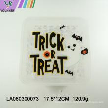 Boîte de rangement pour couverts de fête d'Halloween