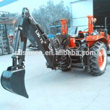 Pelle rétrocaveuse LW-7 LW-8 avec tracteur