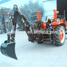 Tractor Backhoe LW-7 LW-8 with tractor