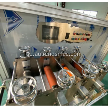 Inner Nose Bridge Automatic KN95 Mask Making Machine