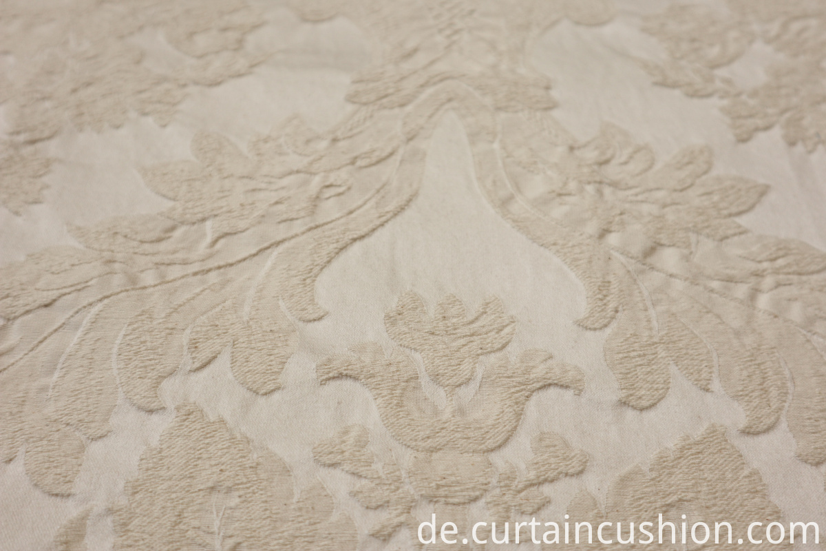 High Quality Jacquard Bedding Fabric