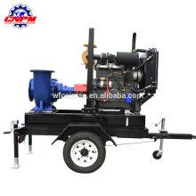 Bomba contra incendios de motor diesel de motor de bajo precio y potencia fuerte