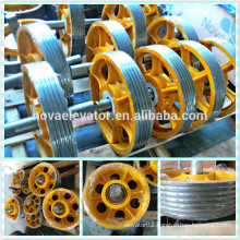 Low Price Deflector Sheave with HRB Bearing