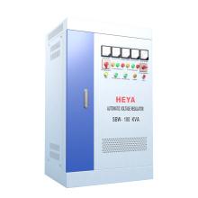 CE Servo Control Three Phase Automatic Voltage Regulators Stabilizers AVR